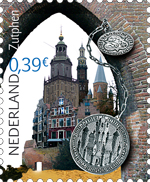 Postzegel Zutphen