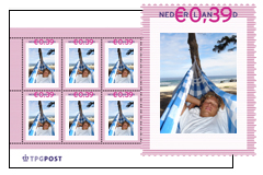 Persoonlijke Postzegel