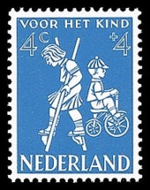 postzegel nvph 715