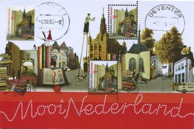 Maximum kaart Mooi Nl Deventer