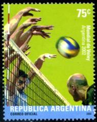argentina postzegel