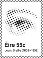 braille-ierland-postzegel