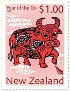 chinees-nieuwjaar-postzegel-jaar-van-de-os-100