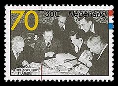 NVPH 1311 - Filacento - Verenigingsbijeenkomst in 1949