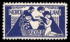 nvph-134-tooropzegels-1923