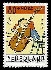 nvph-1540-kinderzegels-1992