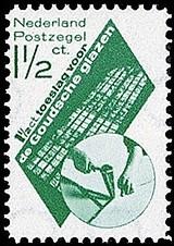 nvph-238-goudse-glazen-postzegel-1931