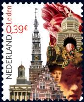 postzegel-leiden-2006-nvph-2413