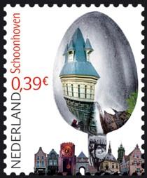 postzegel-schoonhoven