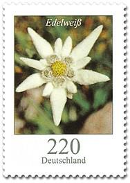 2-postzegelblog-postzegel-edelweiss-duitsland-2005