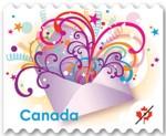 feest-canada-2009-postzegel
