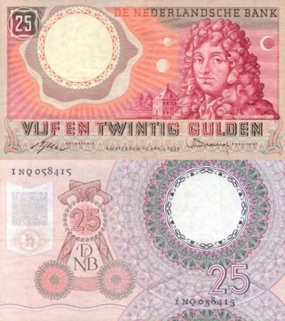huygens-bankbiljet