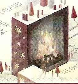 kerstzegels-onbeschadigde-ster