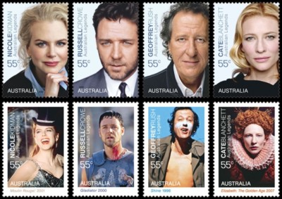 legends-australie-postzegels-set8