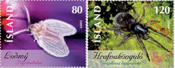 mugmot-en-zakspin-ijsland-postzegel-80-en-120