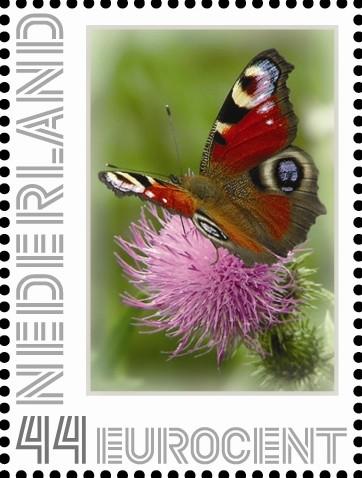 persoonlijke-postzegel-dagpauwoog-2009