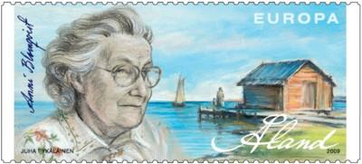 1-auteurs_aland_anniblomqvist_postzegel_2009