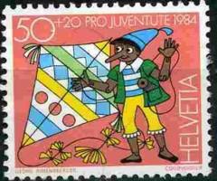 11-pinokkio-zwitserland-1984-postzegelblog-postzegel-pinocchio