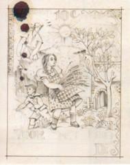levigne-8-zomer-voorontwerp-kinderpostzegels