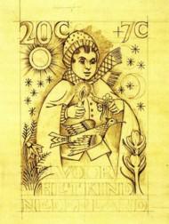 nieuwjaar-voorontwerp-kinderpostzegels-levigne