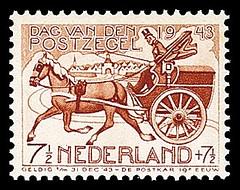 nvph-422-postzegel-postzegelkoets