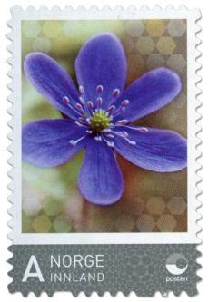 persoonlijke-postzegel-2009-noorwegen-standaard