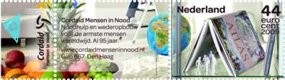tnt-jubileumzegel-cordaid-2009-postzegel