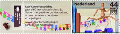 tnt-jubileumzegel-kwf-2009-postzegel