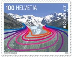 zwitserland-gletscher-2009-postzegel-100