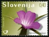 boderik_bloem_slovenie_2009_postzegel