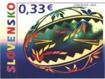 decorated-eggs_slovakia_stamp_2009