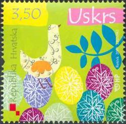 easter_stamp_kroatie_2009