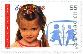 kinderdorpen_oostenrijk_postzegel_2009