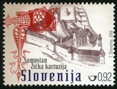 ruine_-zicnia_postzegel_servie_postzegel