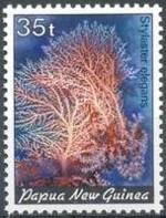 14-postzegel-koraal-papoea-nieuw-guinea-1982