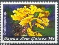 21-postzegel-koraal-papoea-nieuw-guinea-1982