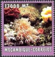 3-postzegel-koraal-mozambique-2002