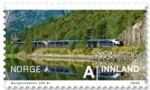 bergen_trein_noorwegen_postzegel_150p