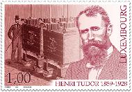 henri_tudor_luxembourg_postzegel