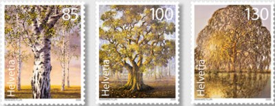 old-trees_zwitserland_postzegel