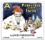 rechearch_luxembourg_postzegel