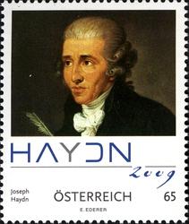 stamp_austria_haydn_2009