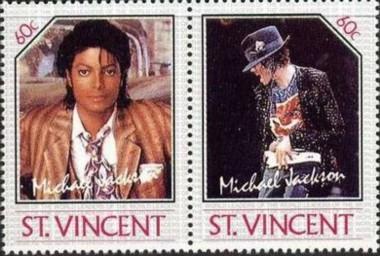 1 Michael Jackson St. Vincent 1985