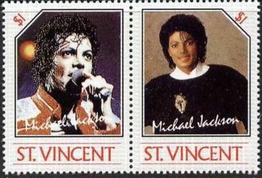 2 Michael Jackson St. Vincent 1985