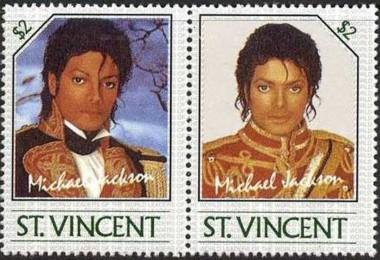 3 Michael Jackson St. Vincent 1985