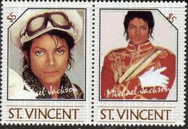 4 Michael Jackson St. Vincent 1985
