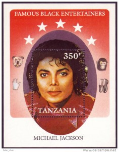 7 Michael Jackson Tanzania