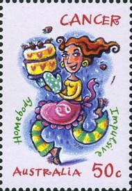 8-postzegel-kreeft-australie-2007