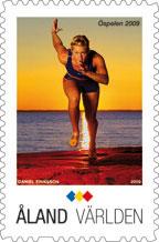island_games_aland_2009_stamp