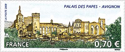 palais_des_papes_france_timbre